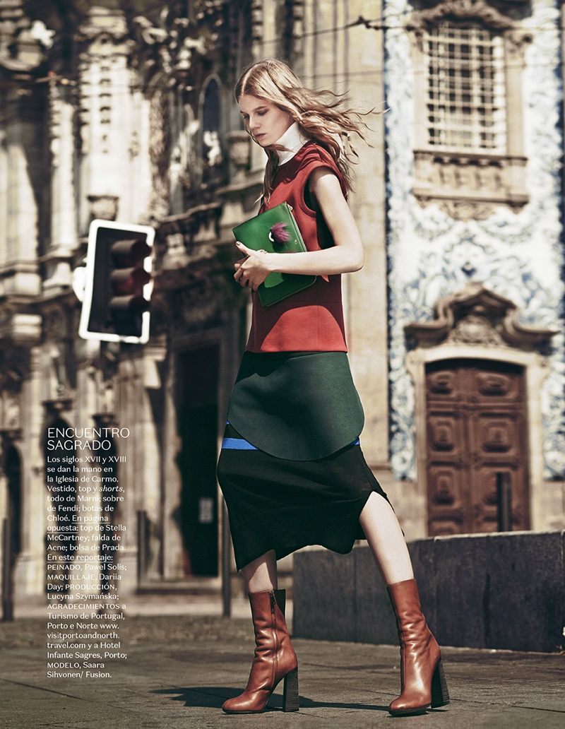 Saara Sihvonen Vogue Mexico August 2015 Editorial06