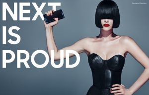 Samsung Goes High Fashion with Steven Klein Lensed Lookbook