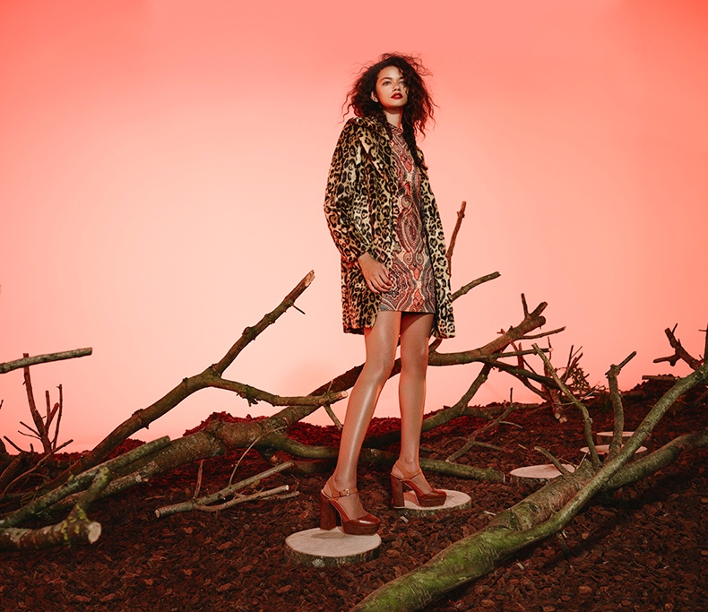 Marina Nery stars in Schuh's fall-winter 2015 campaign