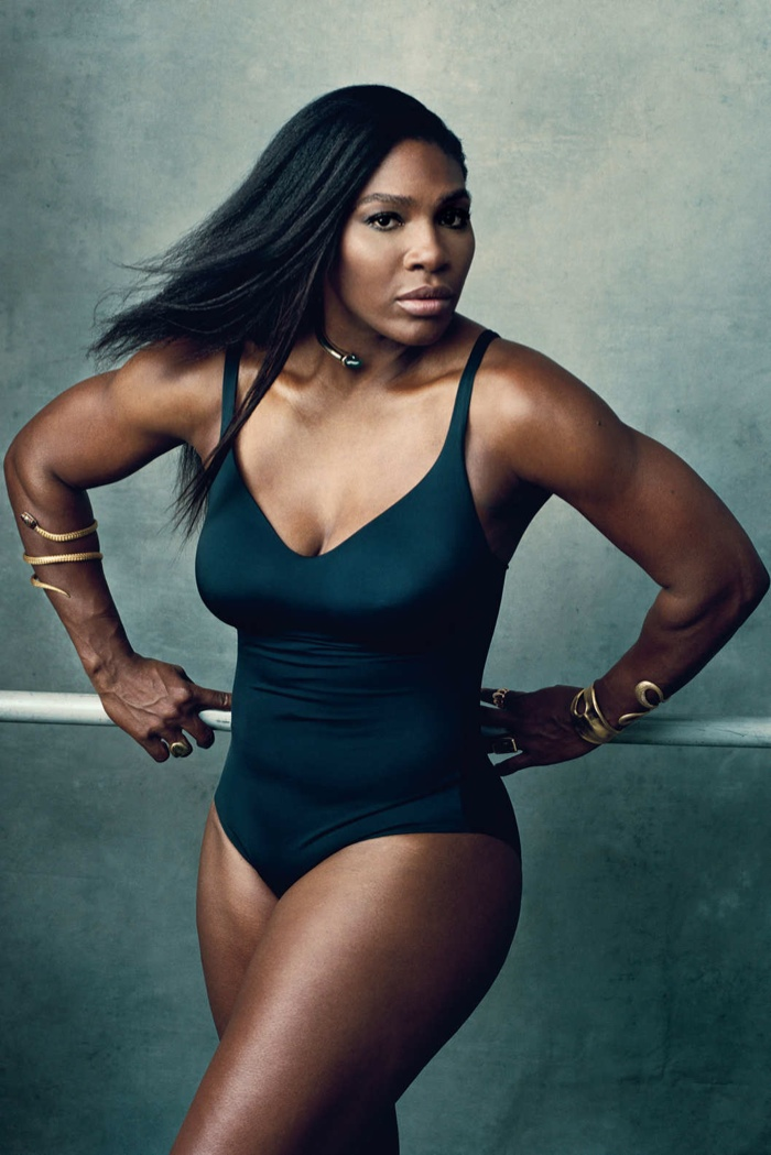 Serena Williams New York Magazine August 2015 Cover Photoshoot02