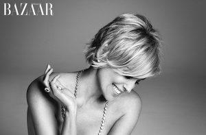 Sharon Stone Reveals All in Nude Harper's Bazaar Feature