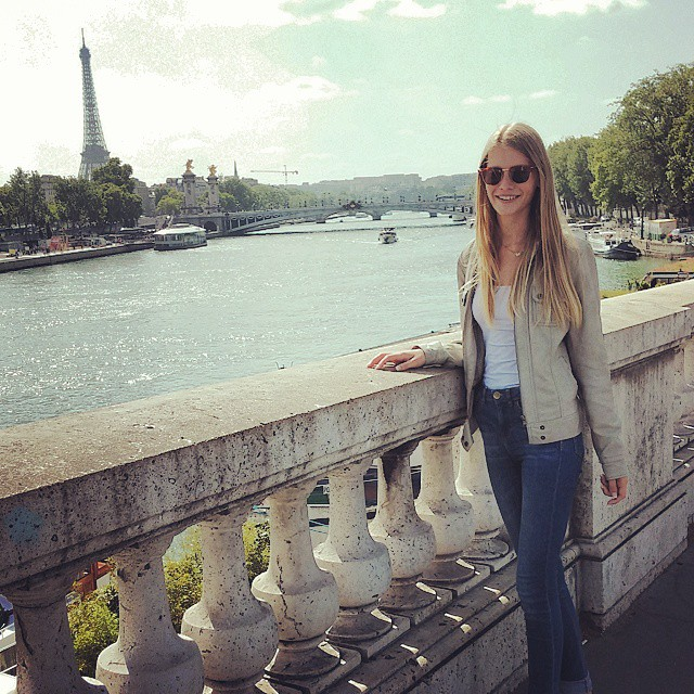 Sofia Mechetner, 14, is Dior's Newest Face