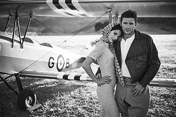 Taylor Swift and Scott Eastwood in 'Wildest Dreams' music video