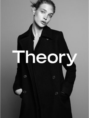 Natalia Vodianova Returns for Theory's Fall 2015 Campaign