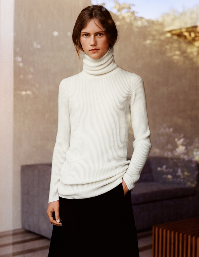 UNIQLO and LEMAIRE Lookbook Photos