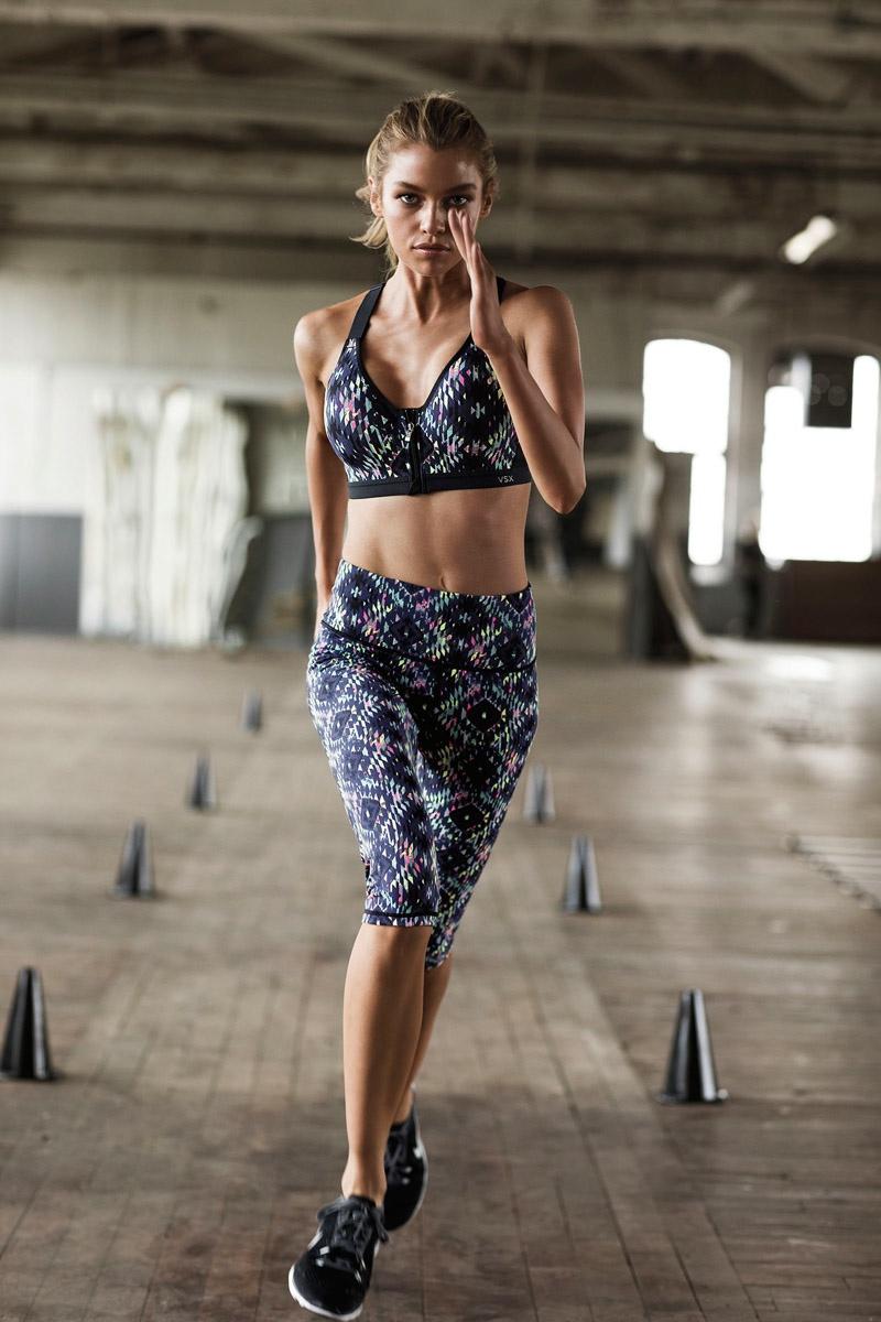 Stella Maxwell for Victoria's Secret Sport