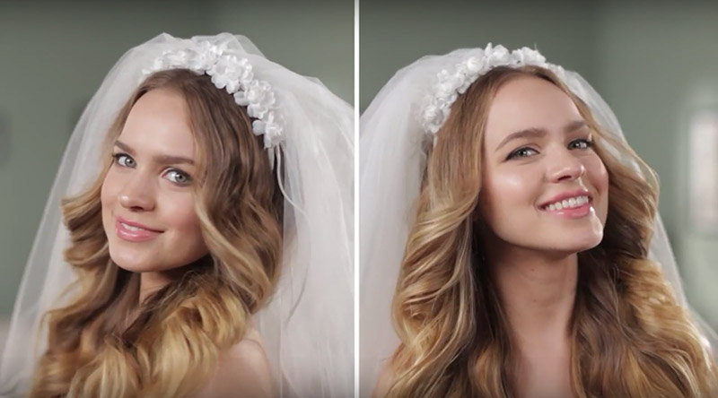 See Wedding Hairstyles Through the Years