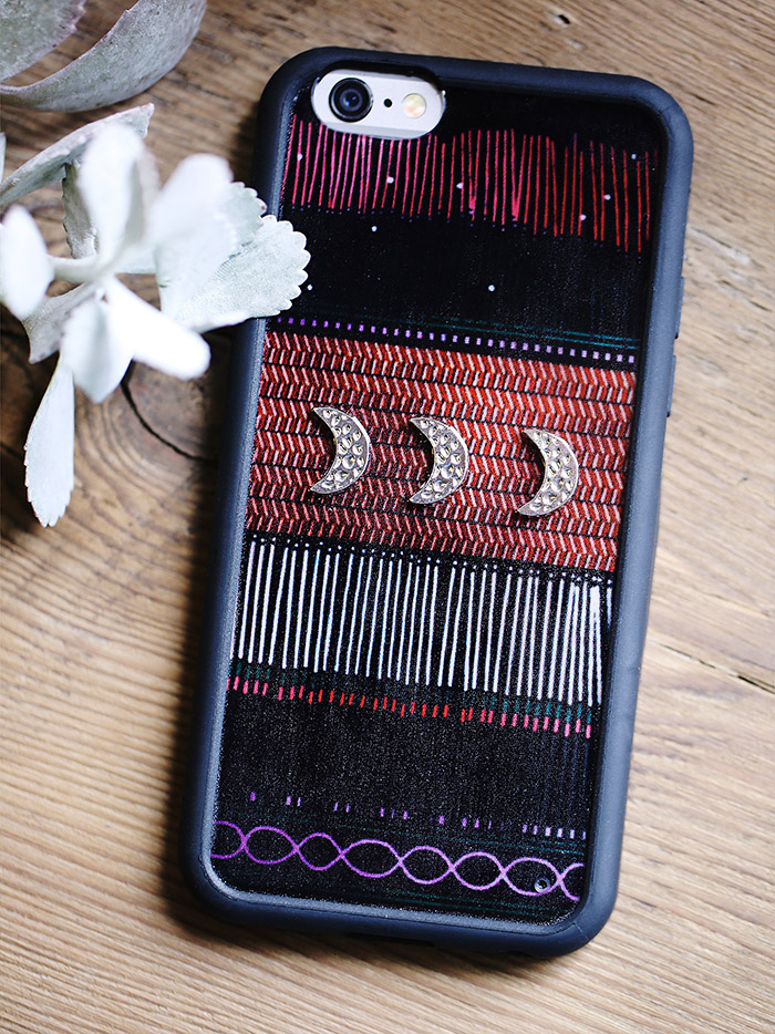 Wildflower Tribe Embellished iPhone 6 Case