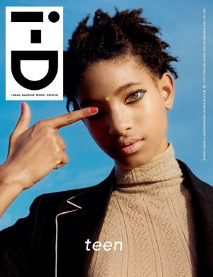 Willow Smith Has 'Teen Spirit' for i-D's Pre-Fall 2015 Cover (1 of 2)