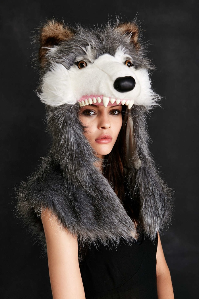 Wolf Hood available for $98.00