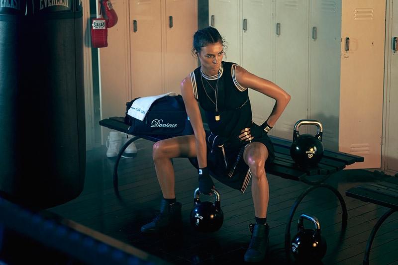 Workout Fashion Editorial Sunday Times06