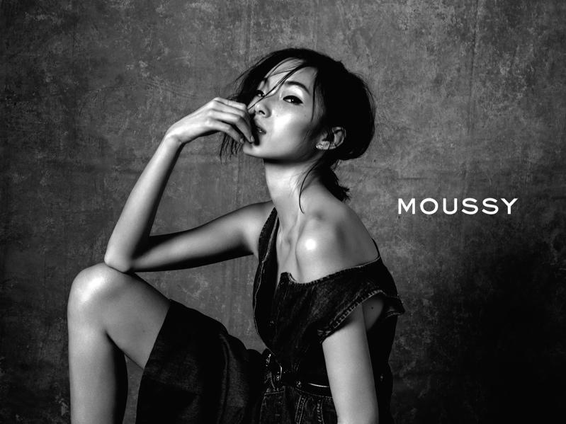 Xiao Wen Ju for Moussy Japan