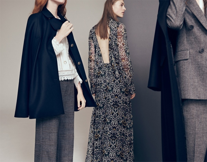 Zara takes a look at fall 2015 trends with a new lookbook