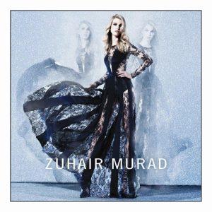 Irina Nikolaeva Goes Glam for Zuhair Murad's Fall 2015 Campaign