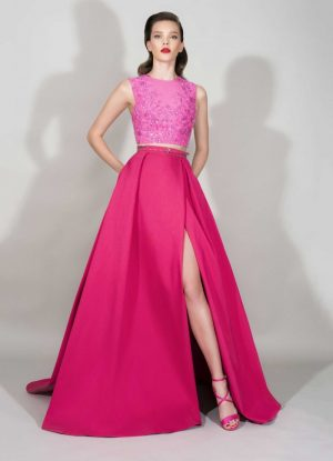 Zuhair Murad's Resort 2016 Collection Embraces Flirty Shapes & Bold Colors