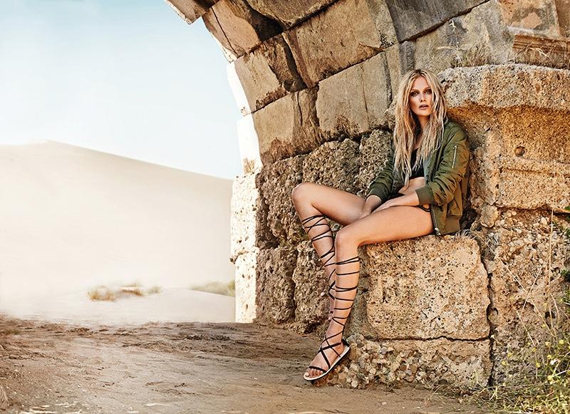 Fashion Explorer: Zuzana Straska by Benedikt Renc in Bazaar Czech