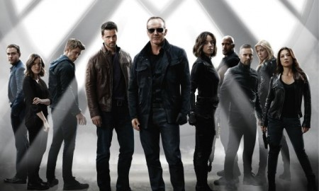 "Marvel's Agents of Shield gears up for its third season with a new poster. The tagline reads: ""Are You Inhuman?"""