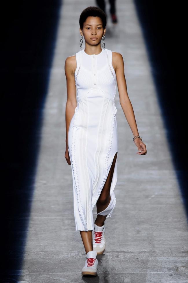Alexander Wang Spring 2016 | New York Fashion Week