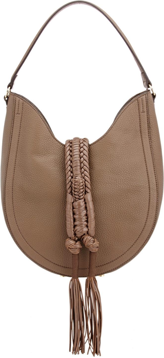 Altuzarra Ghianda Knot Small Hobo Bag available for $2,295