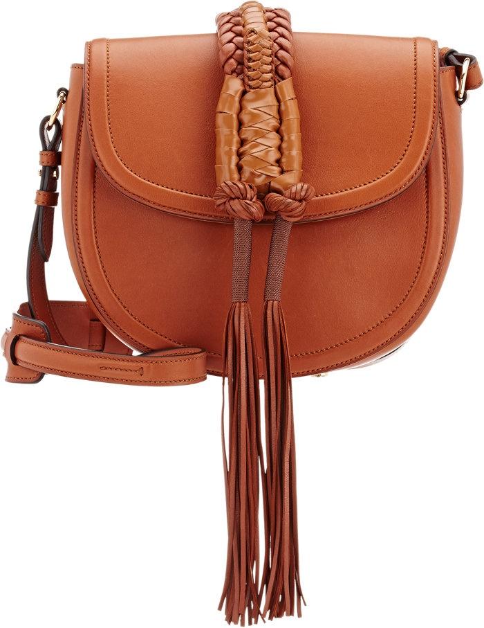 Altuzarra Ghianda Small Saddle Bag available for $2,195