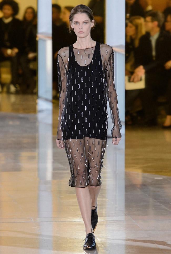 Anthony Vaccarello Spring 2016 | Paris Fashion Week