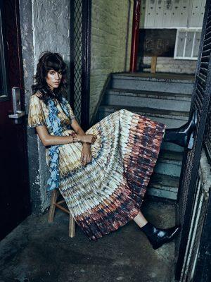 Bohemian Rhapsody: Antonina Petkovic by Felix Wong for Dress to Kill