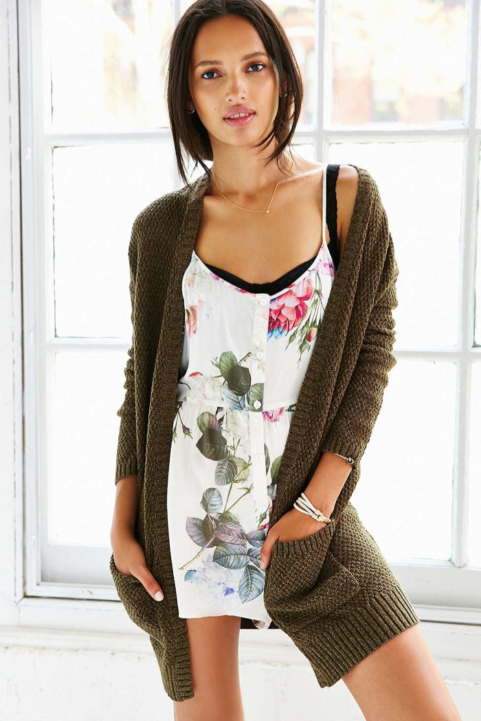 BDG Long London Cardigan available for $59.00