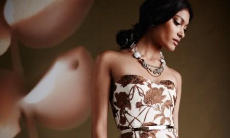 BHLDN Ariel Midi Dress