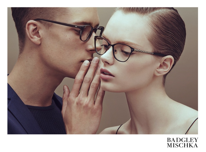 Badgley Mischka Eyewear Launches Fall 2015 Campaign