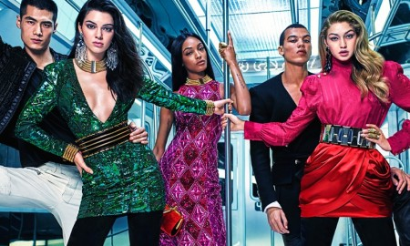 Kendall Jenner, Gigi Hadid & Jourdan Dunn star in Balmain x H&M campaign