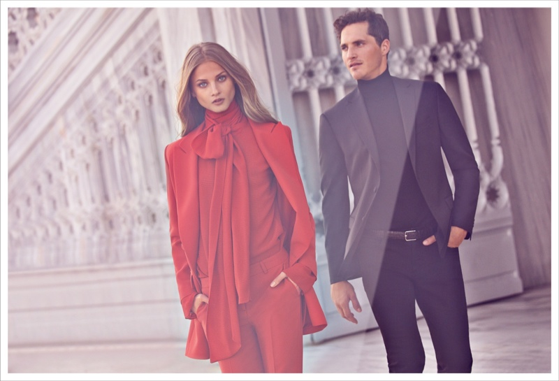 Anna Selezneva is On Trend in Beymen Club's Fall 2015 Campaign