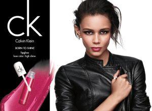 Binx Walton Smolders in CK One Color Campaign