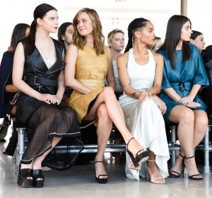 Star Style at Calvin Klein Collection's Spring 2016 Show
