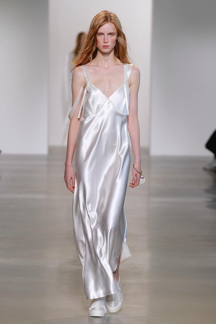 Calvin Klein Collection Spring 2016 | New York Fashion Week