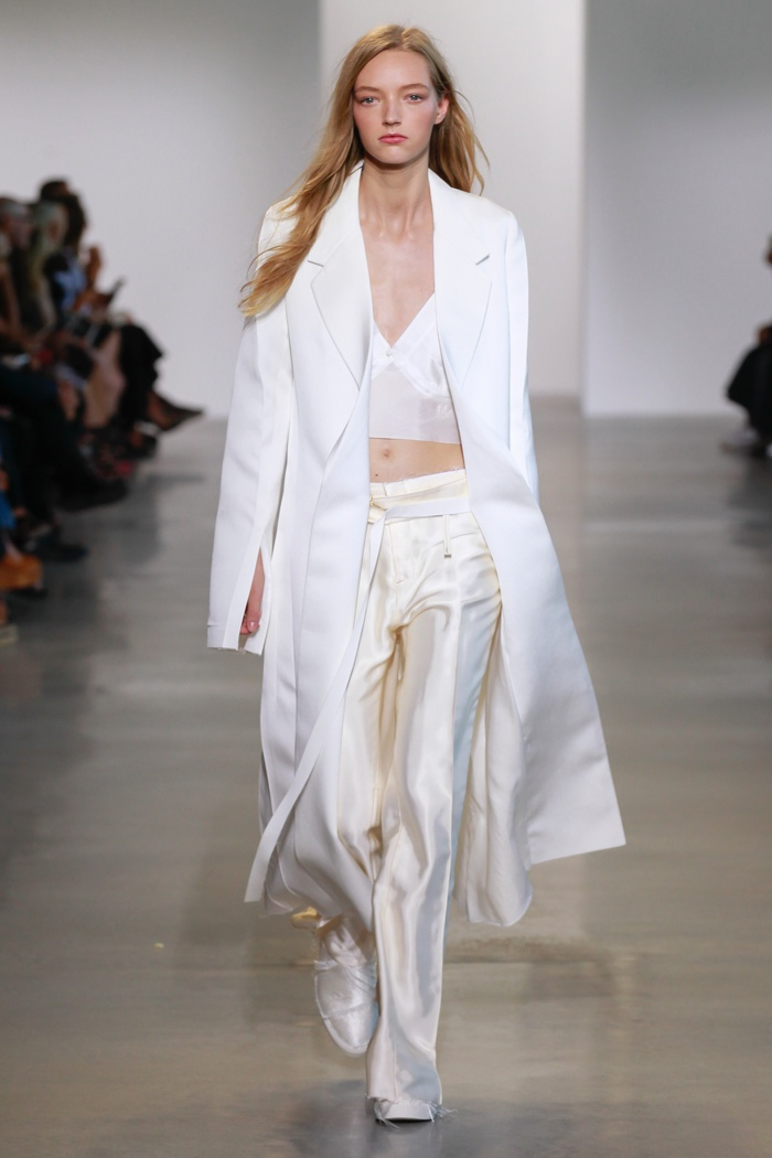 Calvin Klein Collection Spring 2016 - New York Fashion Week