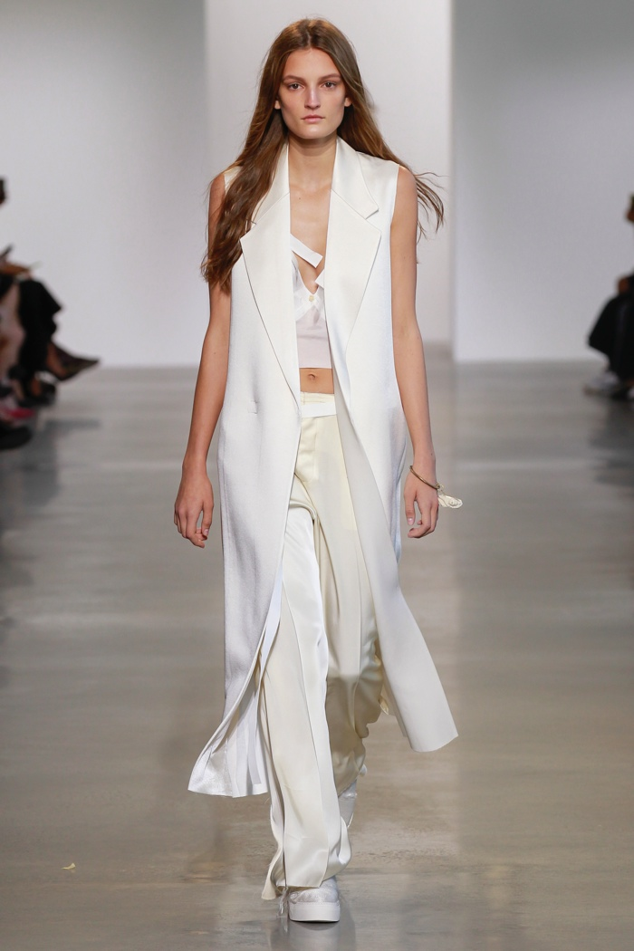 Calvin Klein Collection Spring 2016 | New York Fashion Week