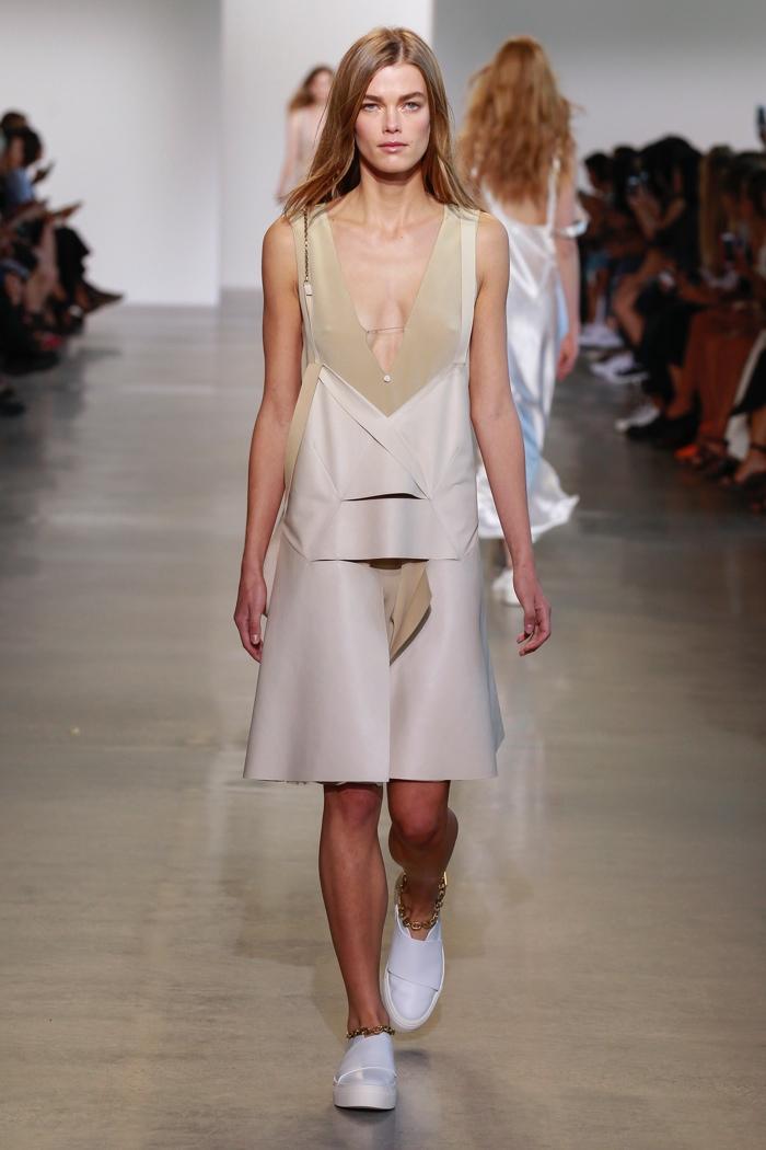 Calvin Klein Collection 2016 Spring / Summer