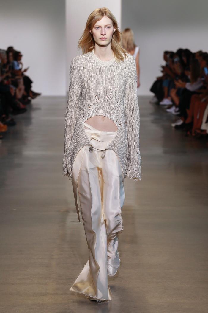 Calvin Klein Collection Spring 2016   New York Fashion Week