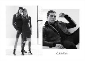 Edita Vilkeviciute Works A Chic Wardrobe in Calvin Klein White Label Ads