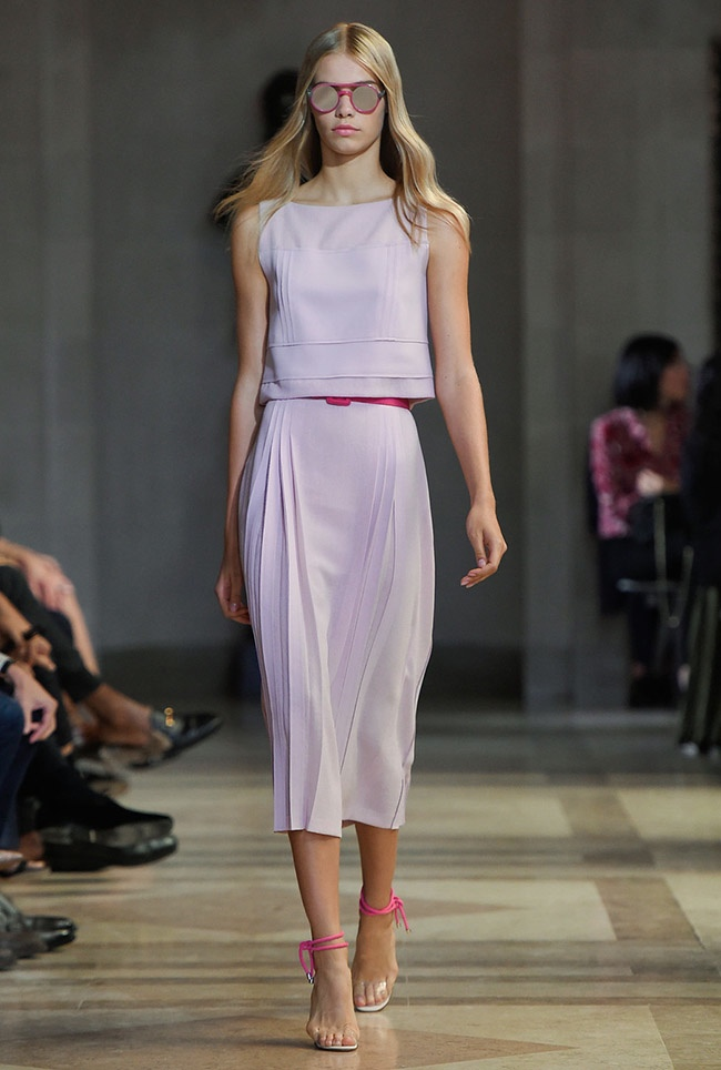 Carolina Herrera Spring 2016 | New York Fashion Week