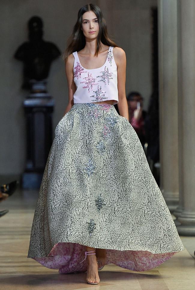 Carolina Herrera Spring 2016 | New York Fashion Week