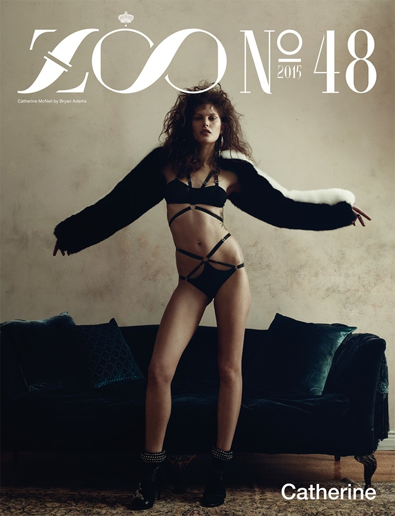 Catherine McNeil Stars in Zoo Magazine #48 Cover Story - photo#9