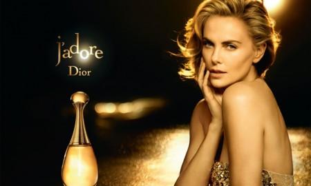 Charlize Theron stars in Dior J'adore 2015 campaign