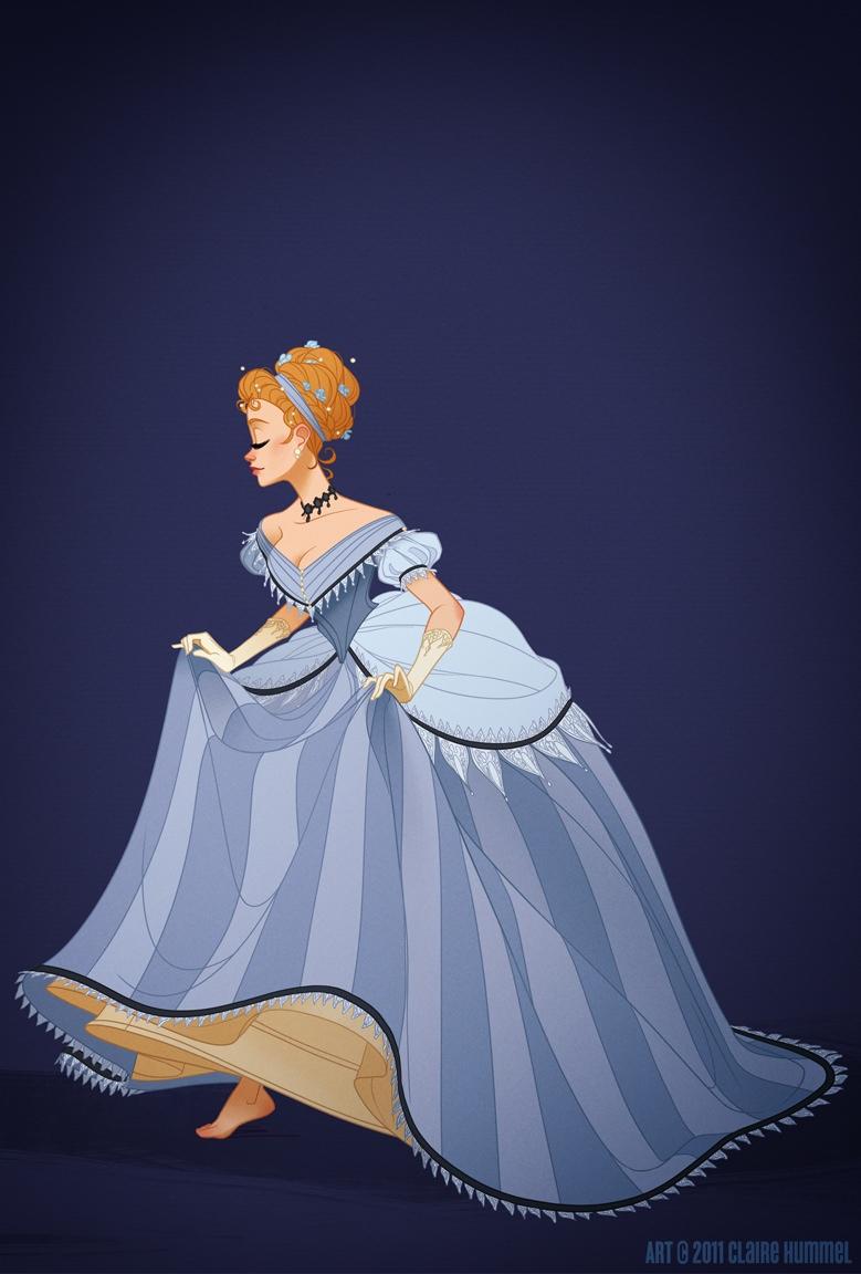 Cinderella (mid 1800s). Photo: Claire Hummel