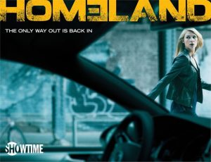 Claire Danes is Being Watched in 'Homeland' Season 5 Promos