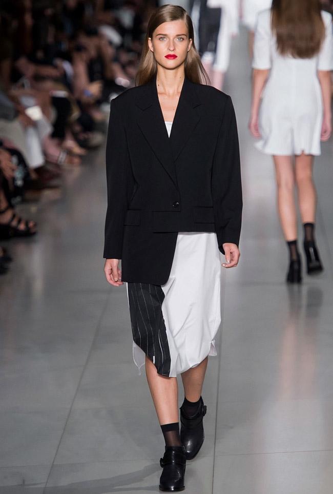 DKNY Spring 2016 - New York Fashion Week