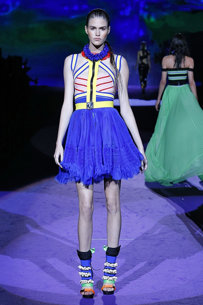 DSquared2 Spring 2016 | Milan Fashion Week
