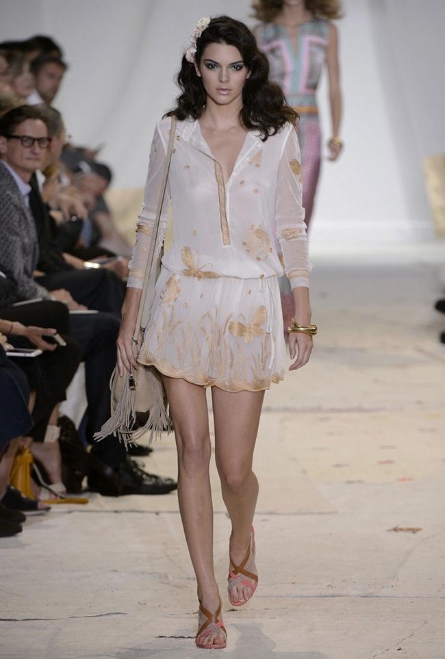Diane von Furstenberg Spring 2016 | New York Fashion Week