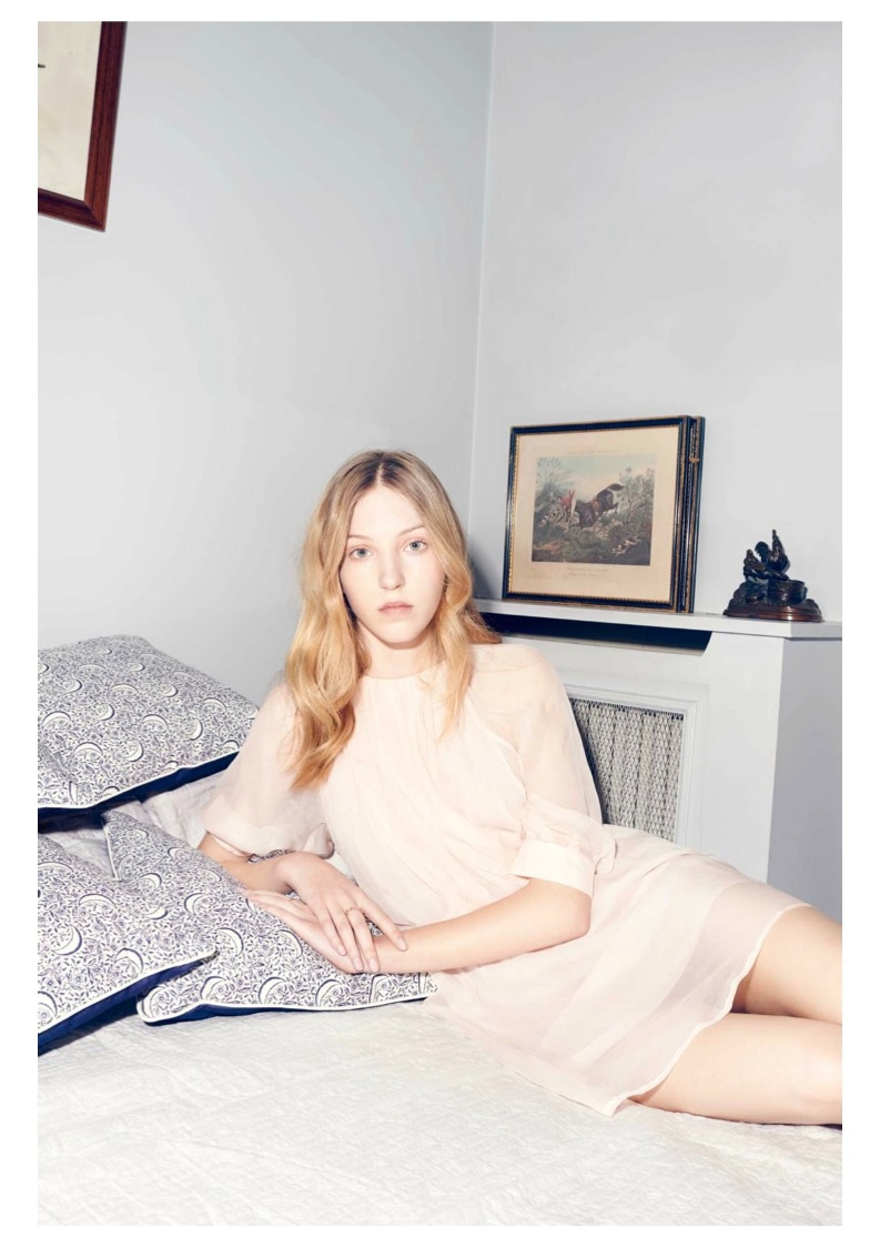 Ella Rose Richards collaborates with Paul & Joe sister for fall-winter 2015 collection