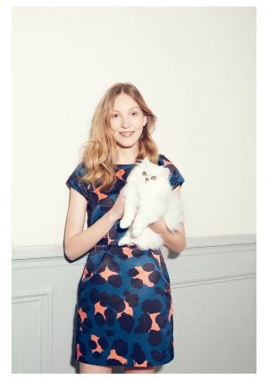 Ella Rose Richards Collaborates with Paul & Joe Sister for Winter '15
